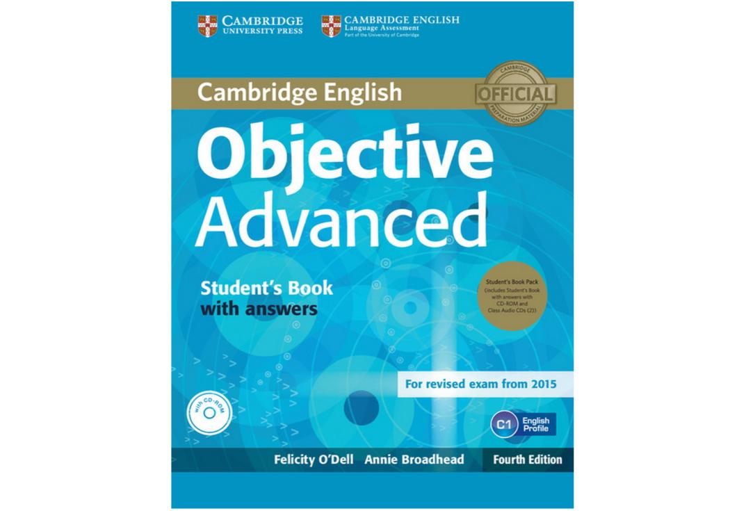 Publisher Cambridge University Press Language British English Level C1 Advanced